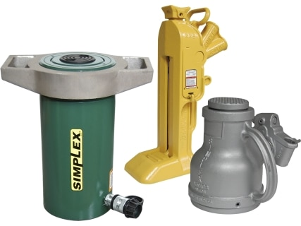 Products - Heavy-Duty Industrial Tools | Simplex