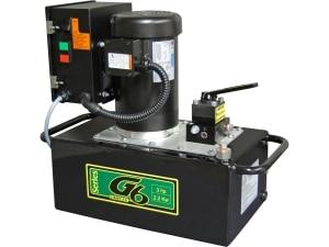 G6375 Simplex Pump Wiring Diagram Power on