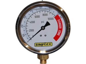 Simplex Product Details Widget
