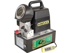 G5173T, Electric Hydraulic Torque Wrench Pump, 4/2 Solenoid