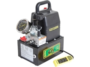 G1171T, Electric Hydraulic Torque Wrench Pump, 4/2 Solenoid